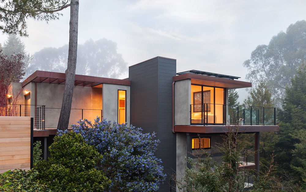 Aleck Wilson Architects | Bay Area Custom Homes