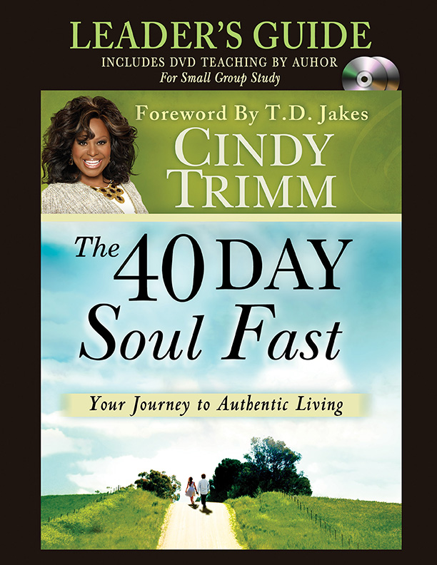 The 40 Day Soul Fast Leader's Guide