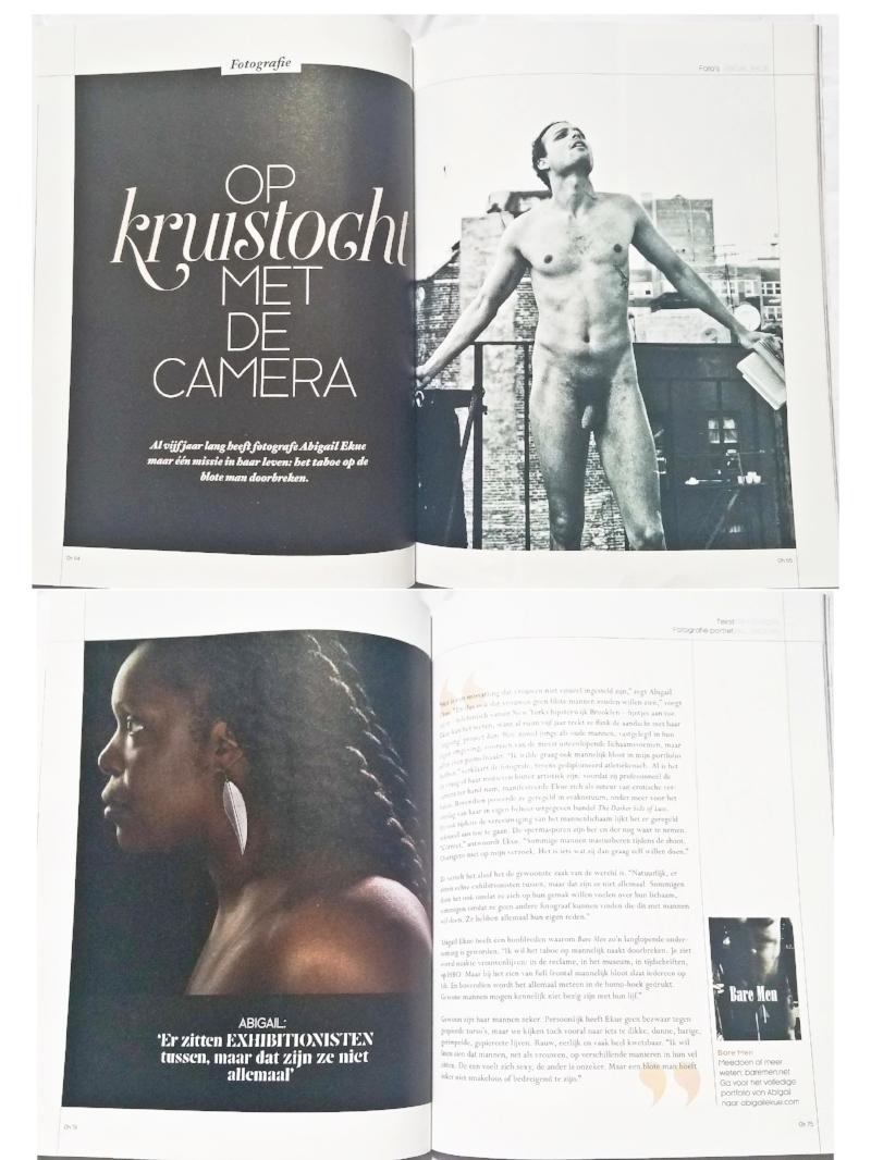 Oh magazine -