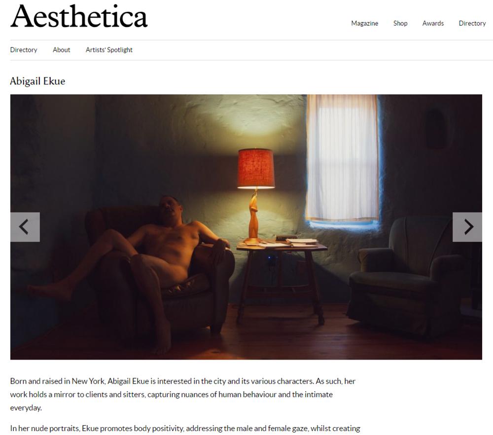 Aesthetica Magazine -