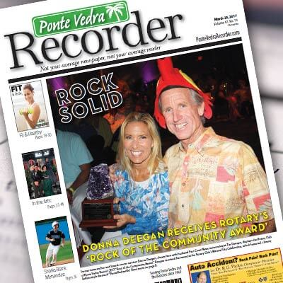 Ponte Vedra Recorder, March 30, 2017