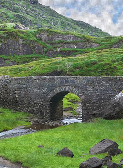 A Bridge in Ireland