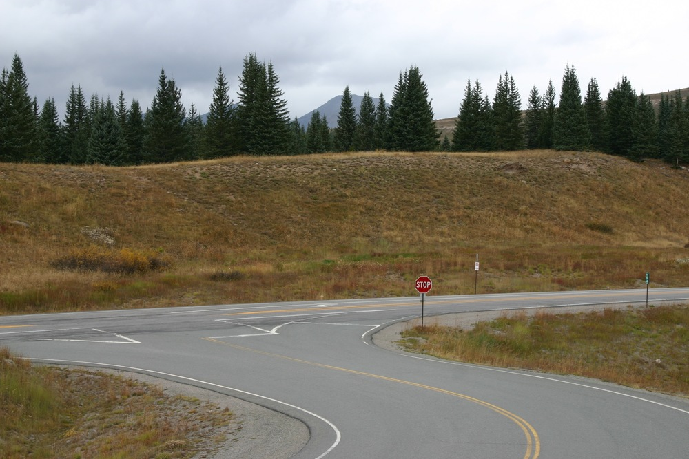 top of Molas Pass