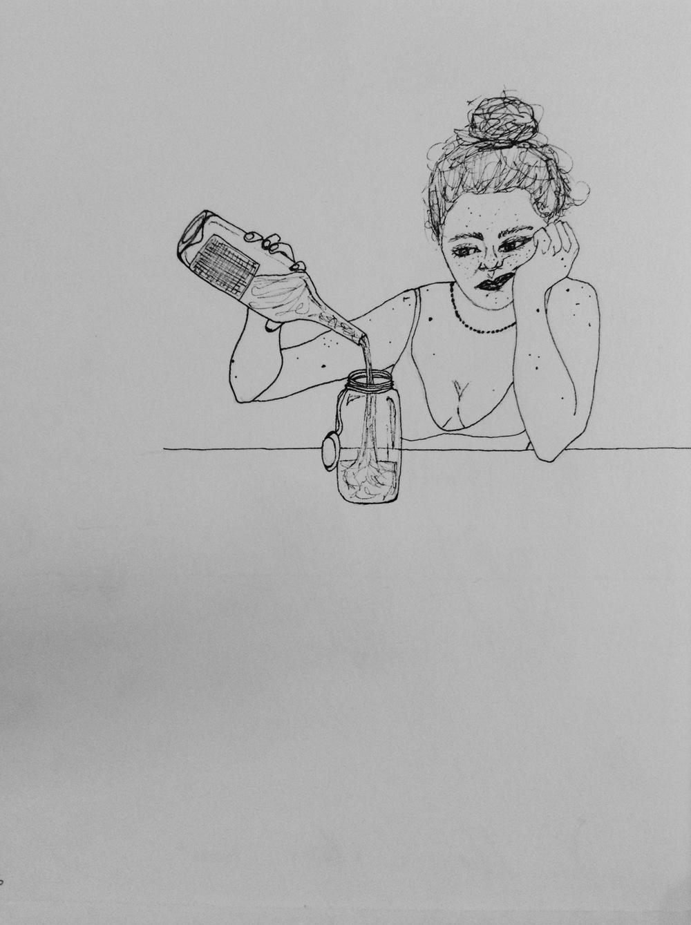 self portrait  july 2016