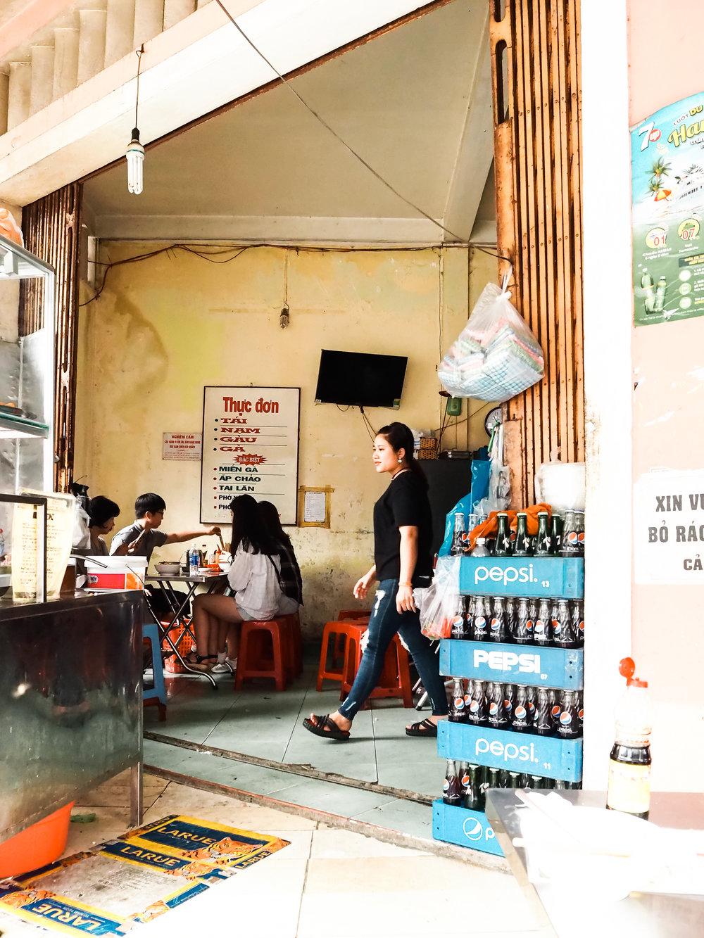 Downtown Da Nang