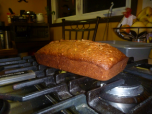 Banana Lime Bread