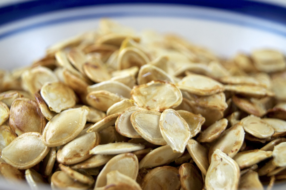 Roasted Pumpkin Seeds, Salted
