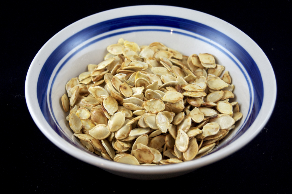 Pumpkin Seeds, Roasted, Salted