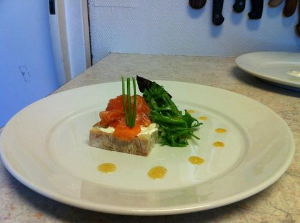 Maple, Salmon, Whiskey, Gravlax,