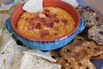 10 amazing finger foods dips big game