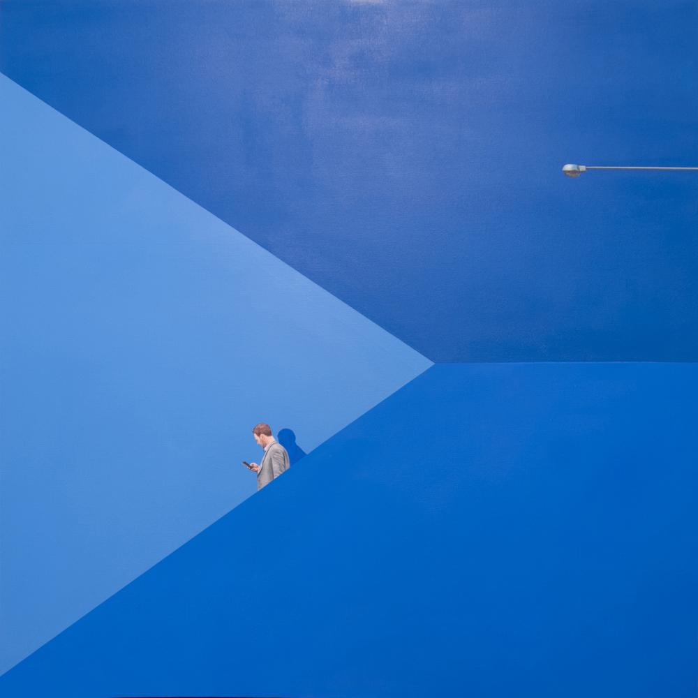 Divergence Blue