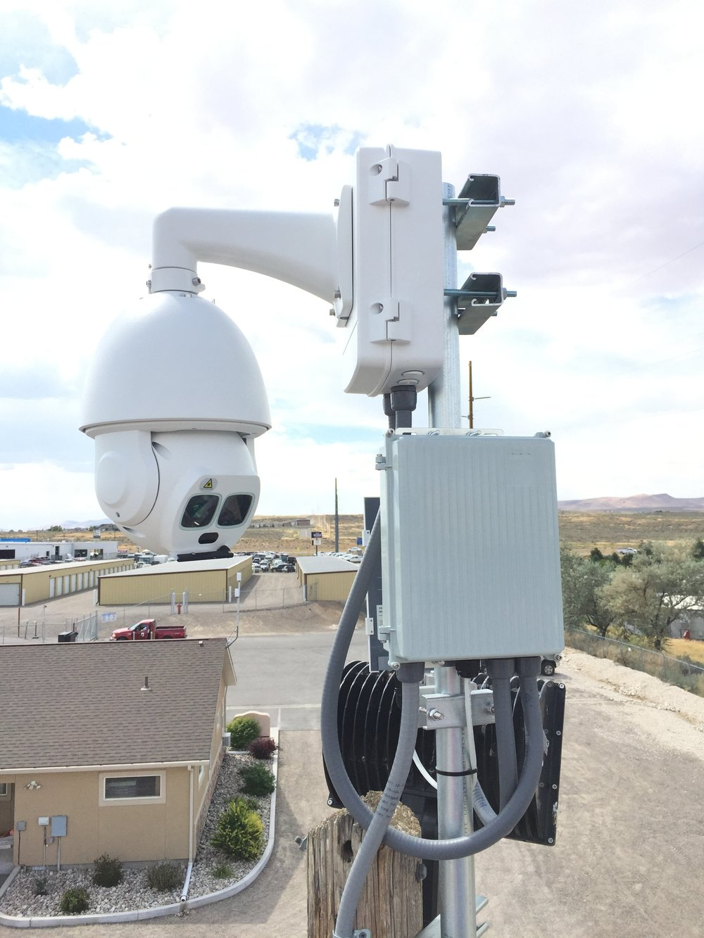 IC Realtime PTZ Camera