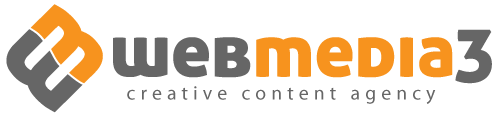 Webmedia3 - Creative Content Agency for the Web