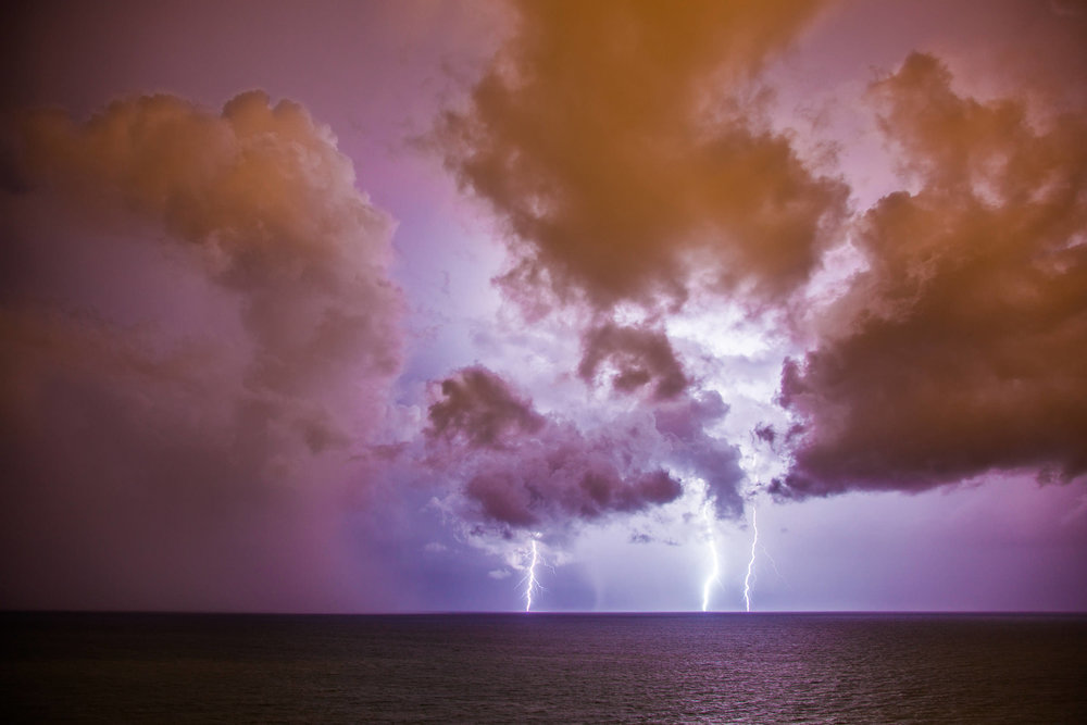Storm Building  Miami, Florida, 2013, Digital Image. Signed Limited Edition of 20    ORDER OR INQUIRE