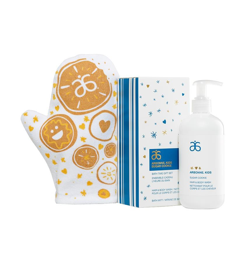 Arbonne® Kids Sugar Cookie Bath Time Gift Set #5580_Fullsize Product Image.jpeg