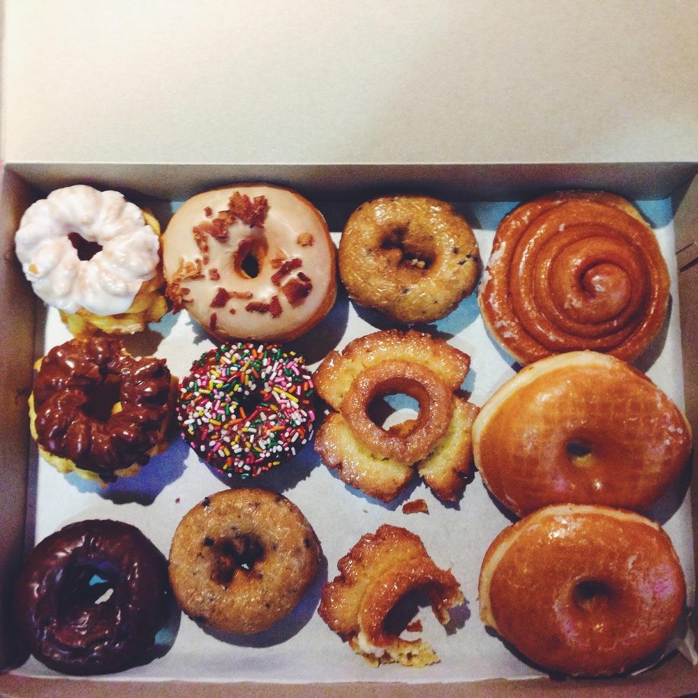 Allstar Donuts