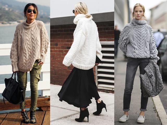 Julie Sarinana   NYFW Street Style   Sasha Luss