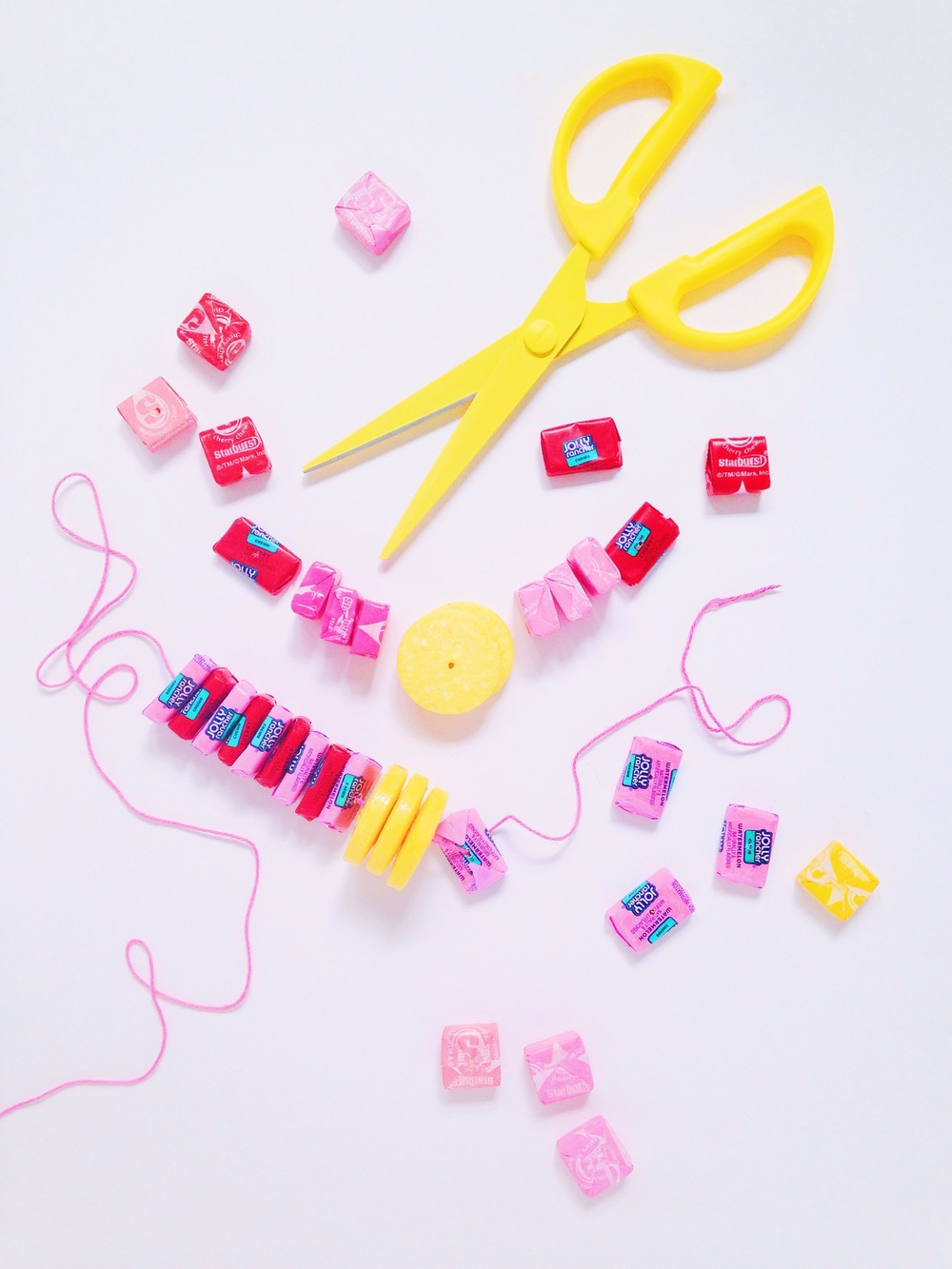 DIY Candy Necklace