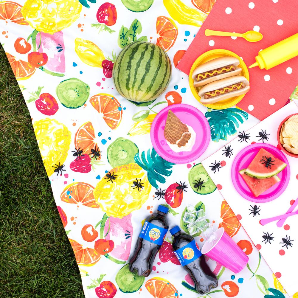 Summer Picnic Fun — Violet Tinder Studios