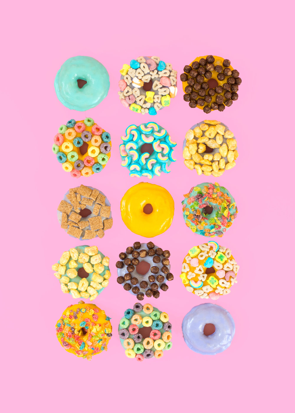 Violet Tinder Studios Natasha Martin Donuts