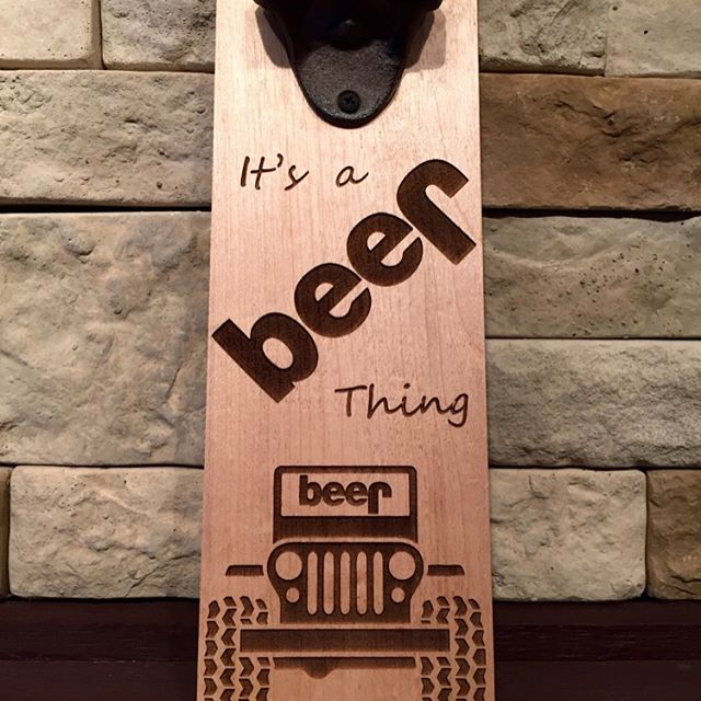 JEEP / BEER Magnetic bottle opener. Swipe left on the picture to see more!!!! Can hold upto 40+ bottle caps. Screw it to a wall or attach it to your fridge. Available to purchase @ our Etsy store. Click on the link in our profile above 👆🏻 #beer #beergift #magneticbottleopener #magnet #jeep #jeepxj #jeep😍 #jeepsrt8 #jeeplife #jeepwrangler #jeeprenegade #jeeppatriot #jeepgrandcherokee #jeepgirls #jeeptj #jeepjk #jeepgirl #jeepnation #groom #groomsmangift