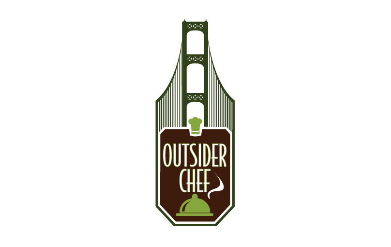 OUTSIDER CHEF  A NYC food blogger transported from northern Michigan where the Mackinac Bridge is an icon