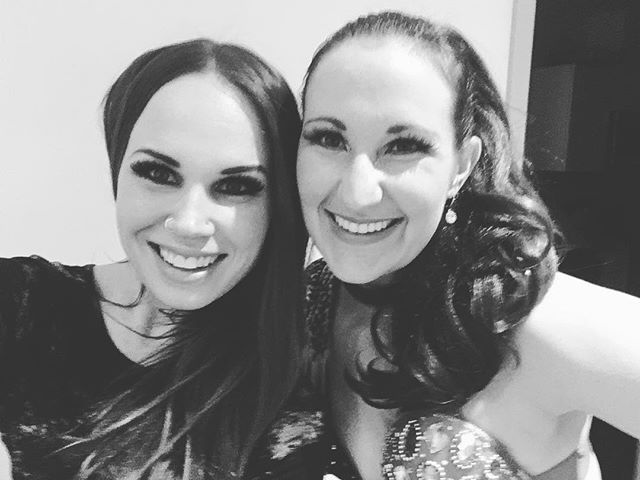 Best/worst part of the amazing dance community... you make the best friends and they move away. Missing my Ukrainian sister! #yeg #yegbellydance #bellydance #bellydancers #bff #bellydancebesties #ponyparty #ukraniangirl #ukranianmafia