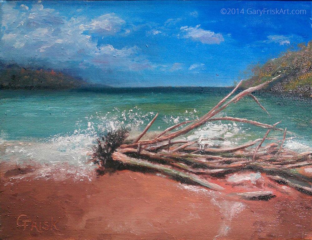 Driftwood Kauai.