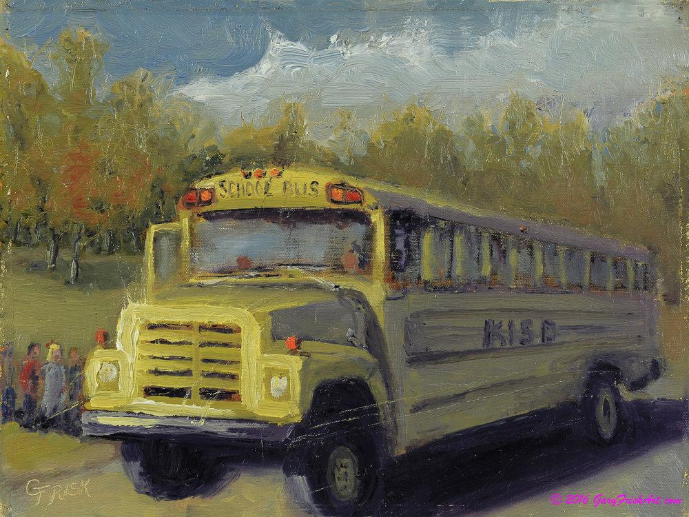 Bus Stop Kinder