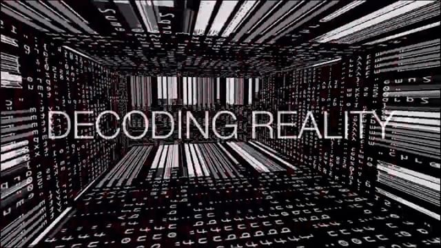 Corrupt Data - Decoding Reality  Last Audiovisual Installation at @checkpointmusicart Barcelona. Music by Leo Ferro @slnt__ muse @joella.a  #Information #algorithms #software #memories #knowledge  #audiovisualinstallation #videoart #visualart #antonellaarismendi #av #visuals #audiovisual #data