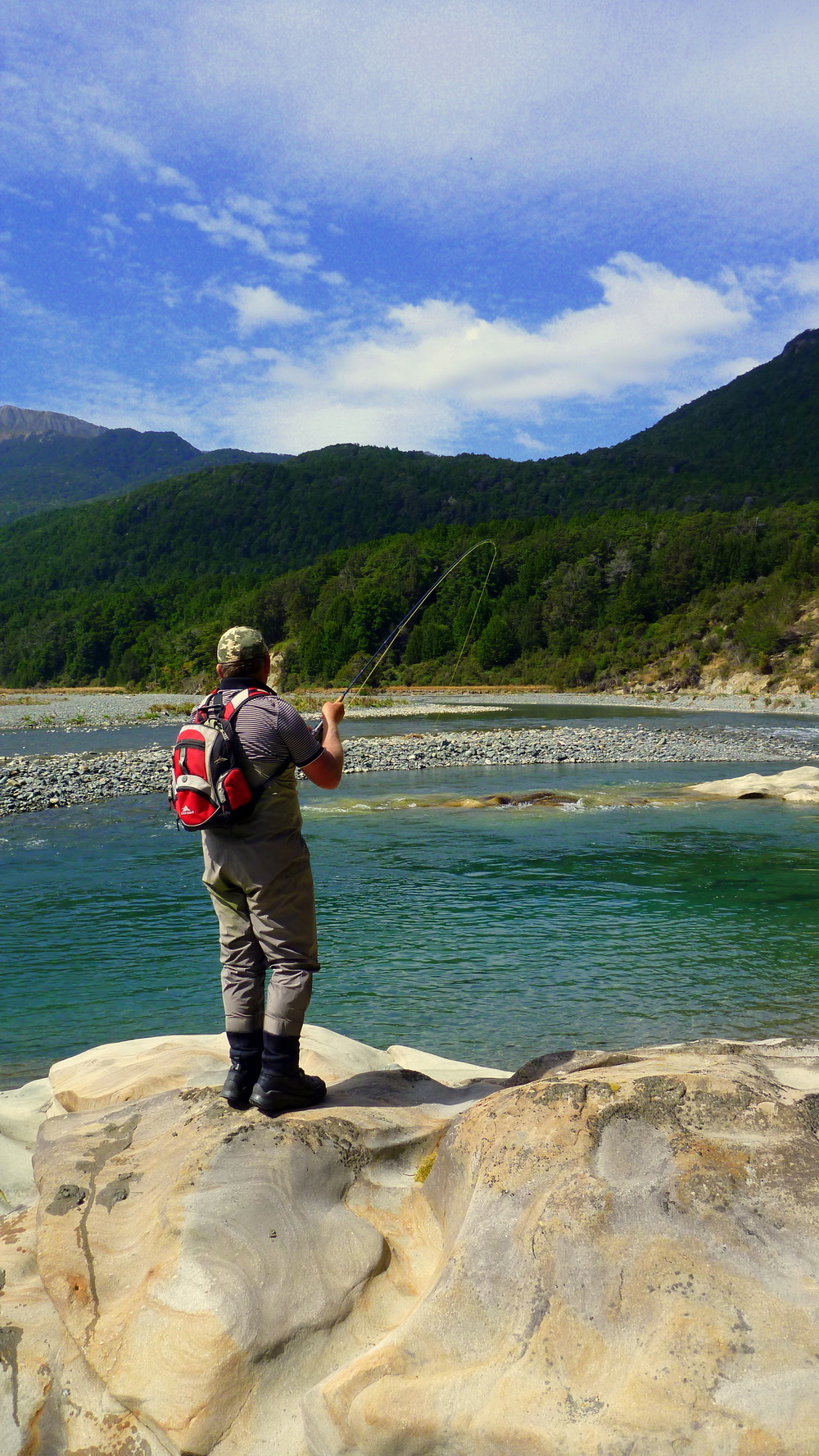 Fly Fishing in Southland, New Zealand
