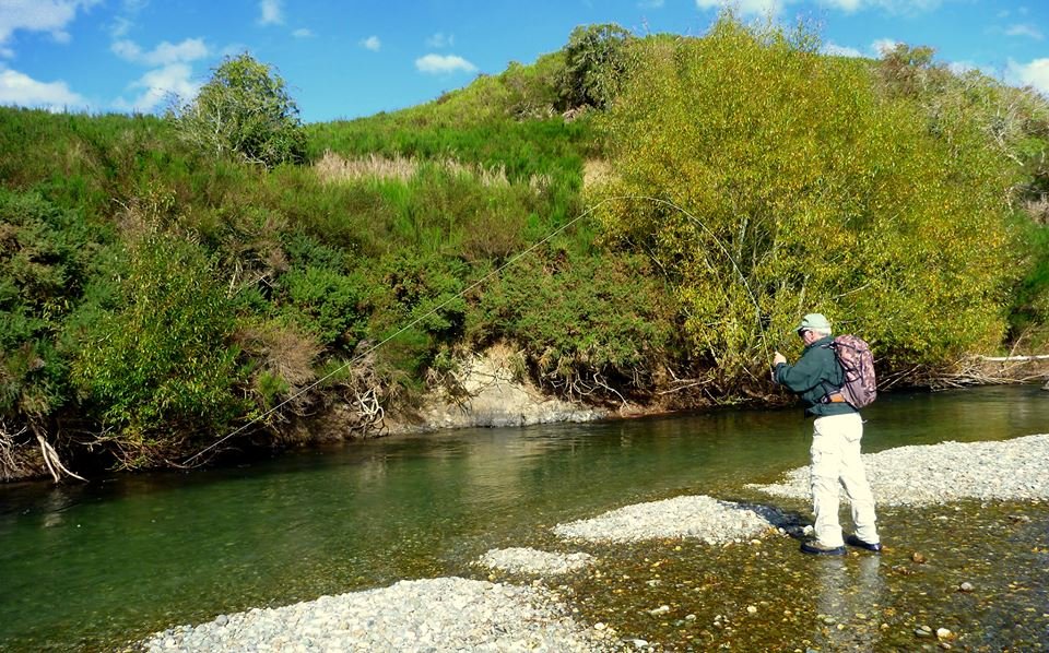 Fly Fishing New Zealand in the Southland region