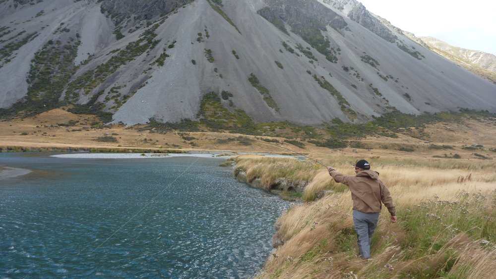 Fly fishing Queenstown for trophy trout