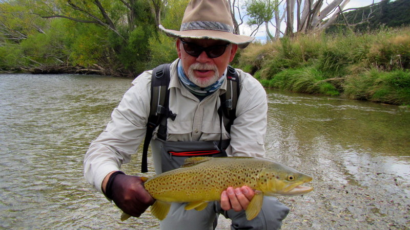 New Zealand Trout Fishing Adventures.
