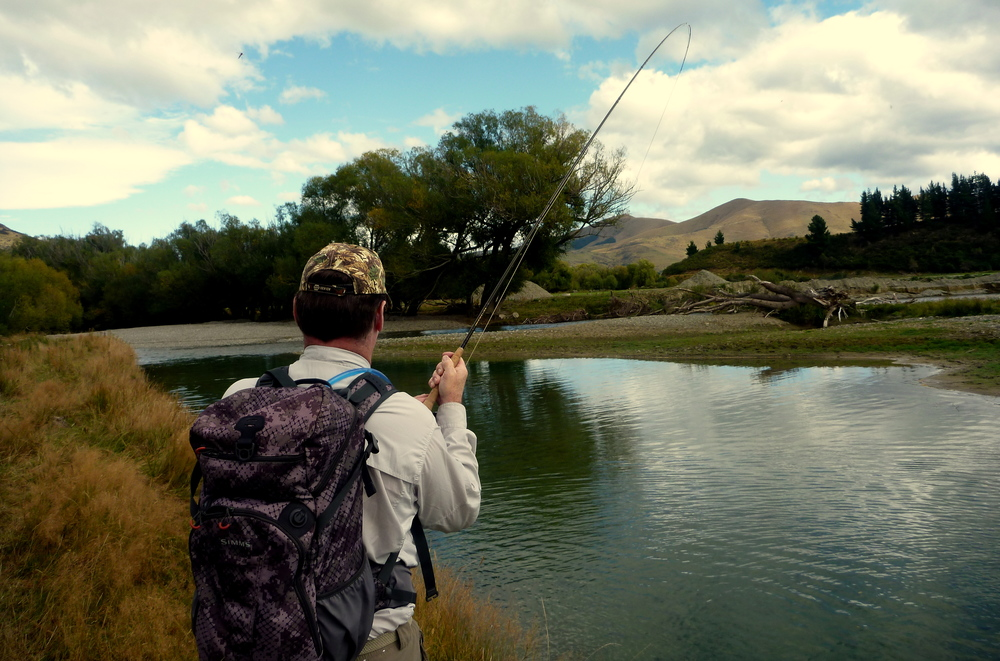 fly fish Queenstown
