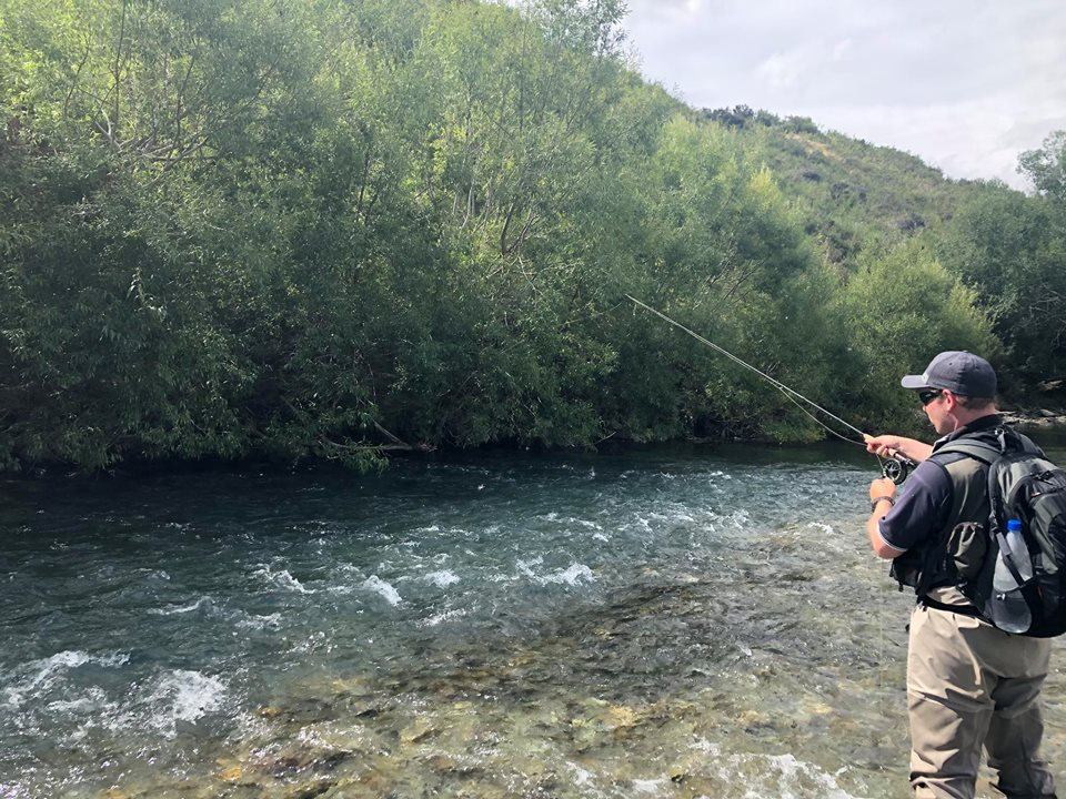 Epic Day Of Fly Fishing In Southland New Zealand