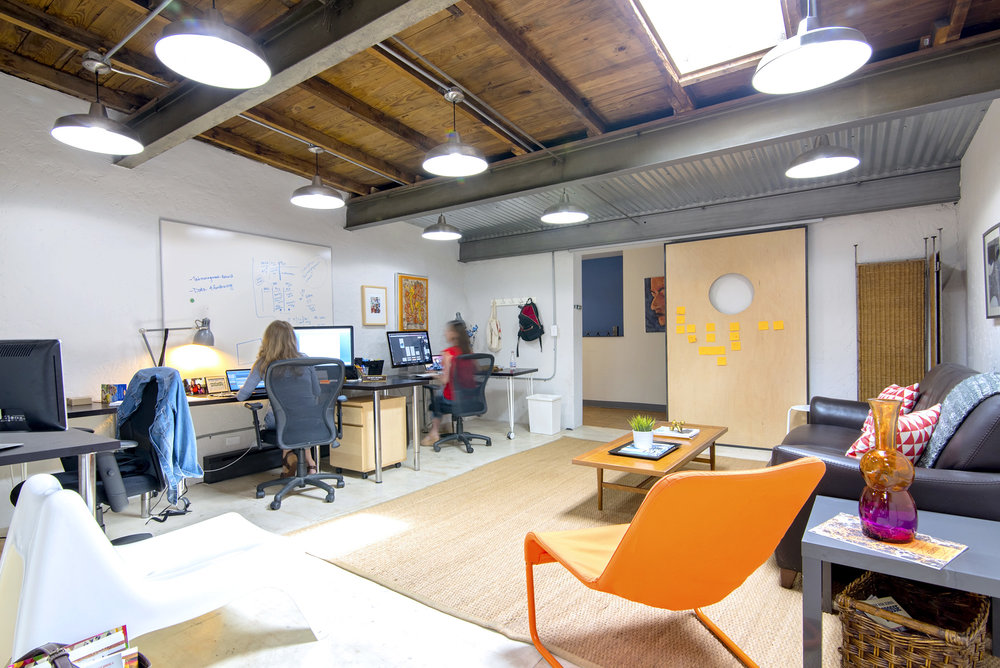 #Coworking at Cobalt Off Broadway
