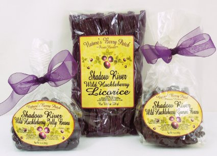 Shadow River Wild Huckleberry Licorice
