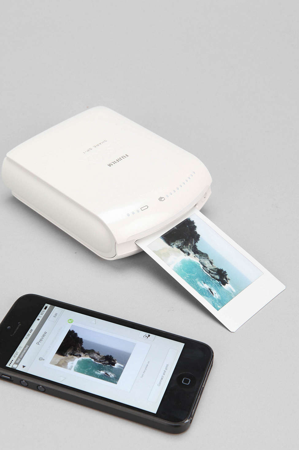 Fujifilm Instax printer