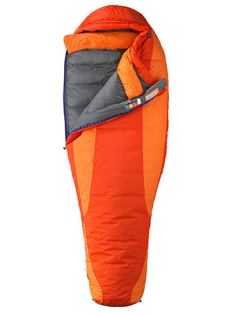 0ºF sleeping bag