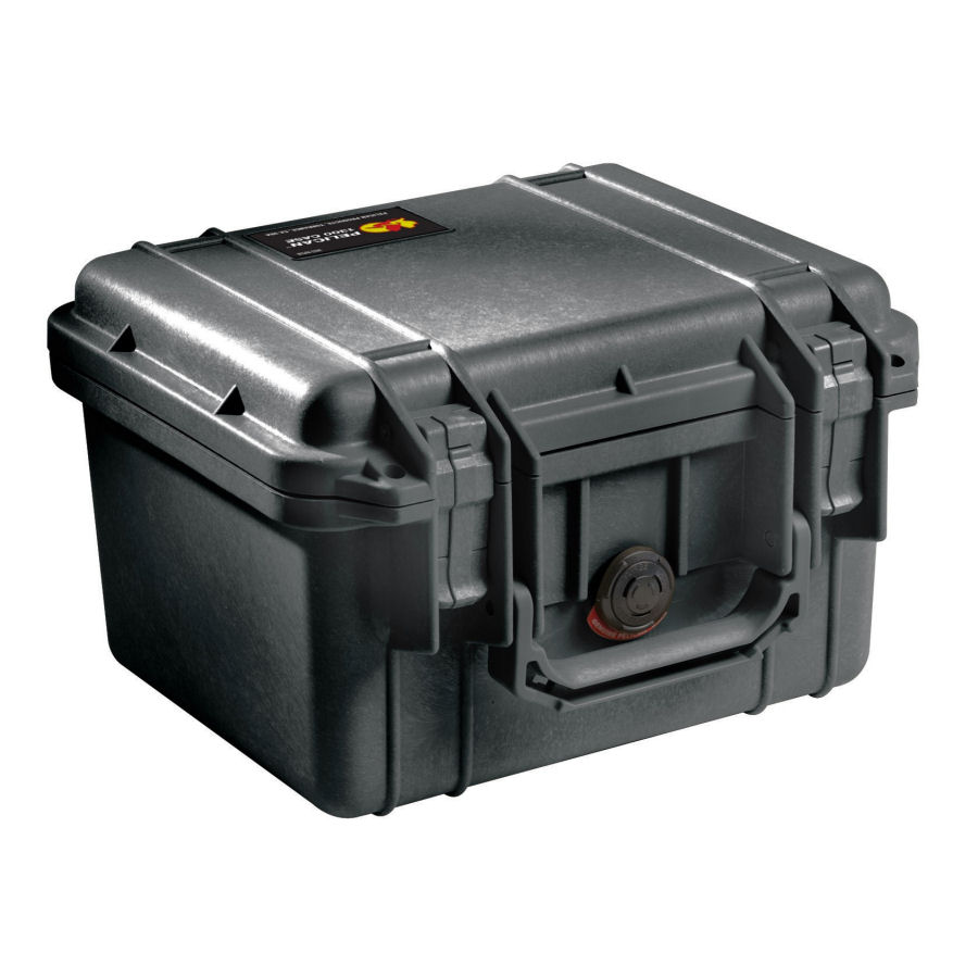 Pelican camera case