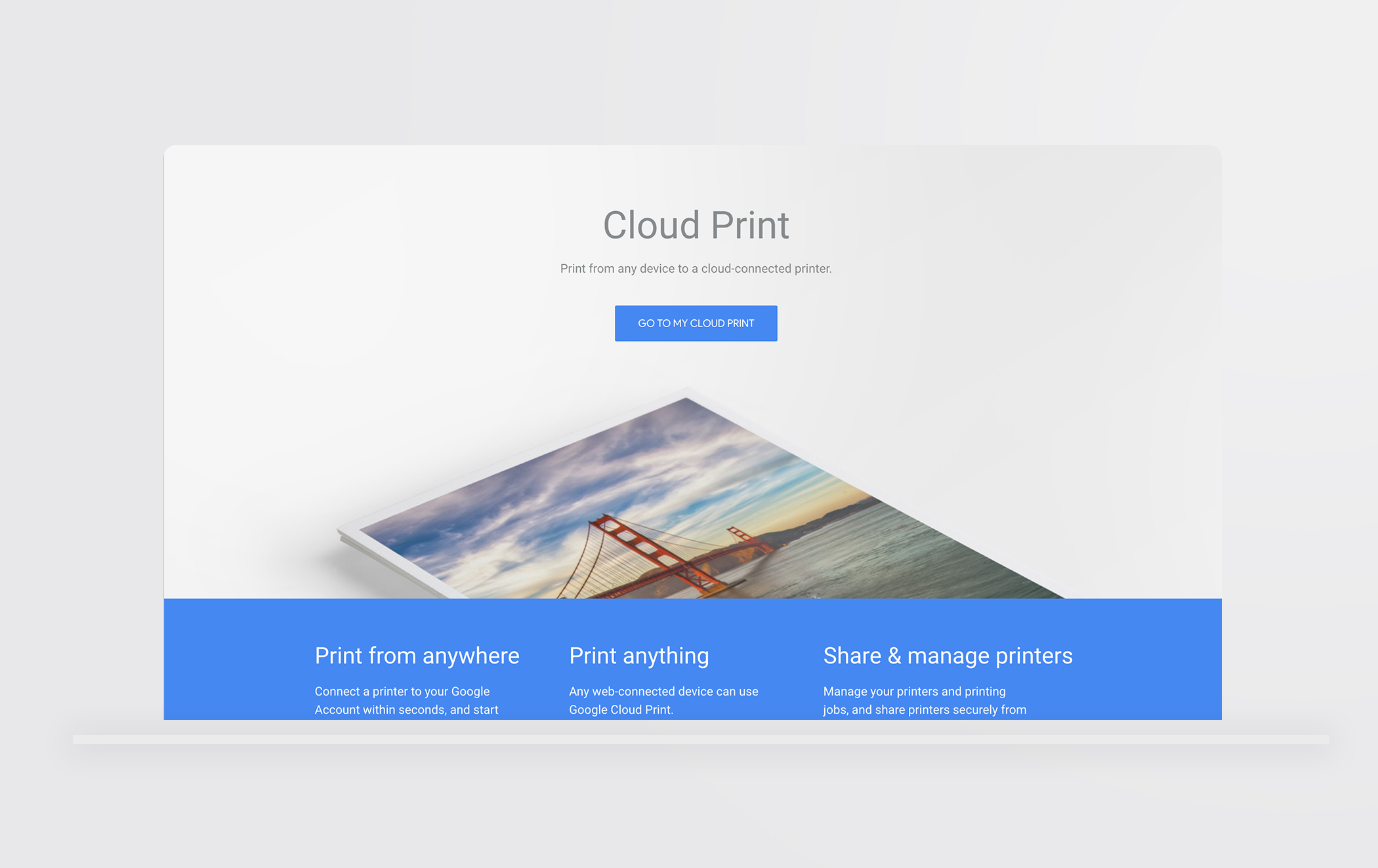 All Coming Soon Chrome Google Cloud Print Android Holiday Things The Camp Soraa Rebrand