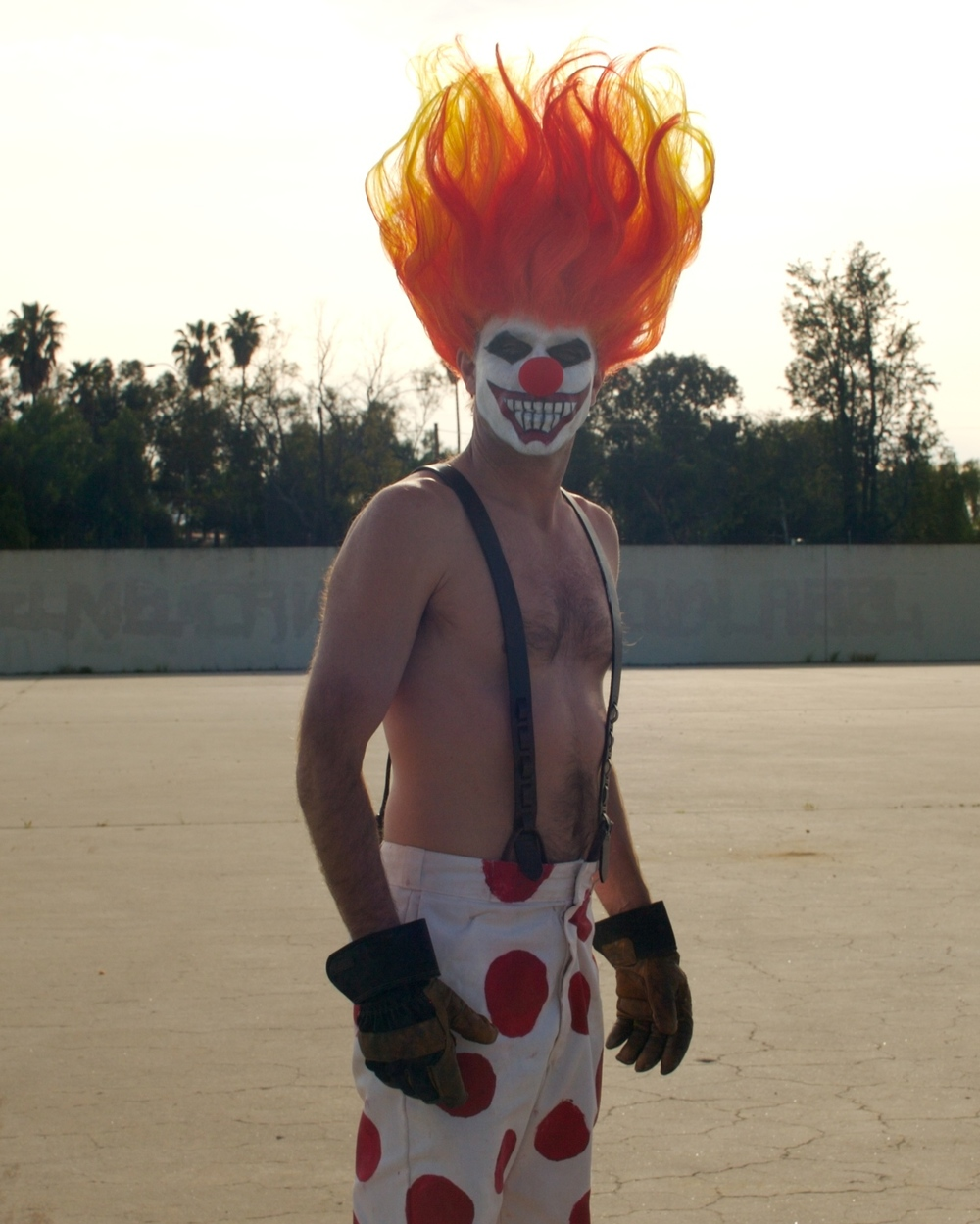 Twisted Metal Character - SweetTooth