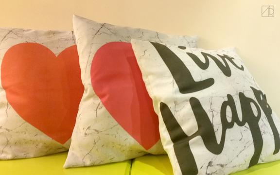 Super fluffy pillows <3