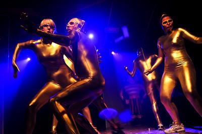 RAID drunkrockers gold suits.jpg