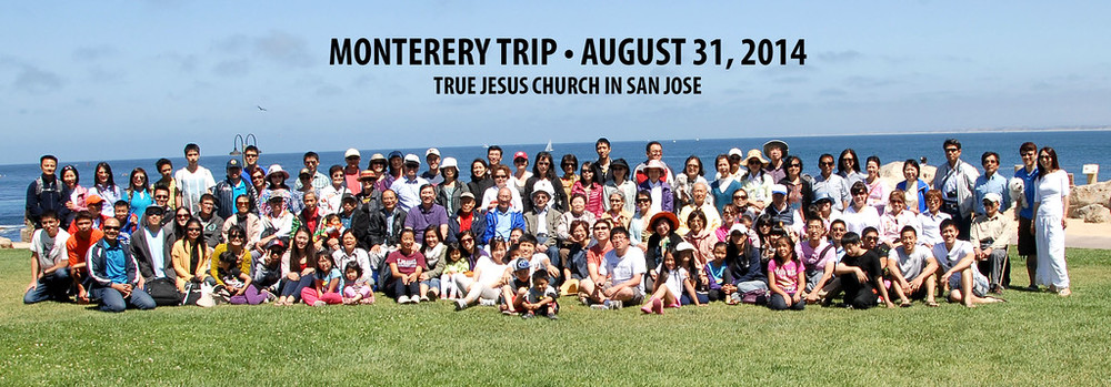 2014 Church Retreat to Monterey, CA