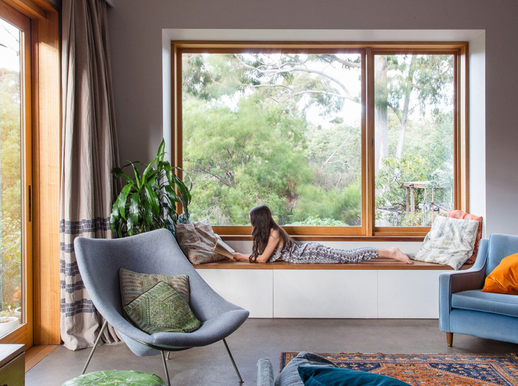 MERRI CREEK  RENOVATE, RE-IMAGINE, RETROFIT A PERMACULTURE APPROACH TO A SUBURBAN RENOVATION