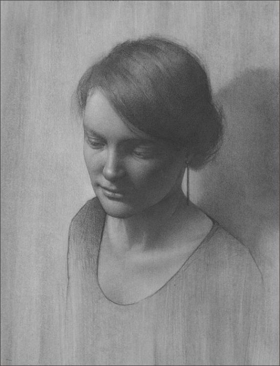 Sketch of MaryAnn