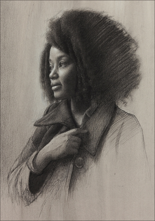 Sketch of Cora