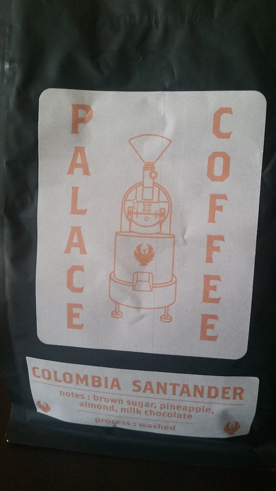 You can find their coffee at www.palacecoffee.co
